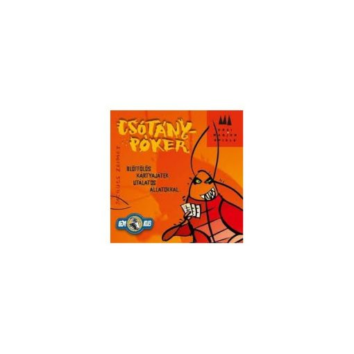 Csótány póker, magyar kiadás Drei Magier