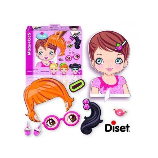 Változtasd át Sárát! - DISET DS63245