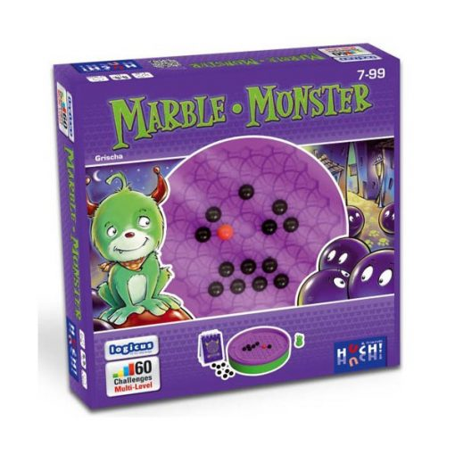 Marble Monster Huch & Friends