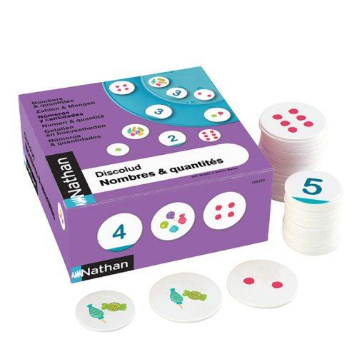 Kártyák a ruletthez - számok, Nathan, NA388379