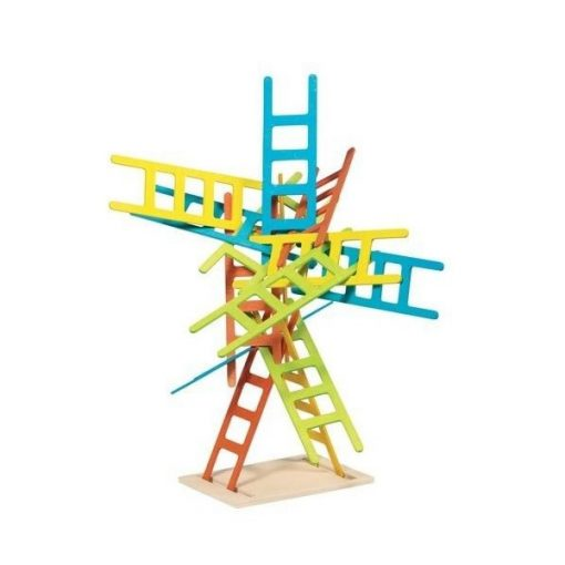 Létrás egyensúlyozó játék, GOKI GK56877
