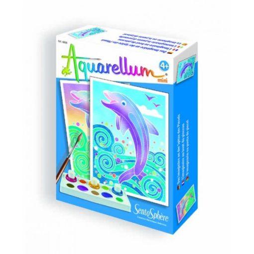 Aquarell mini, delfin - Sentosphere SA6000
