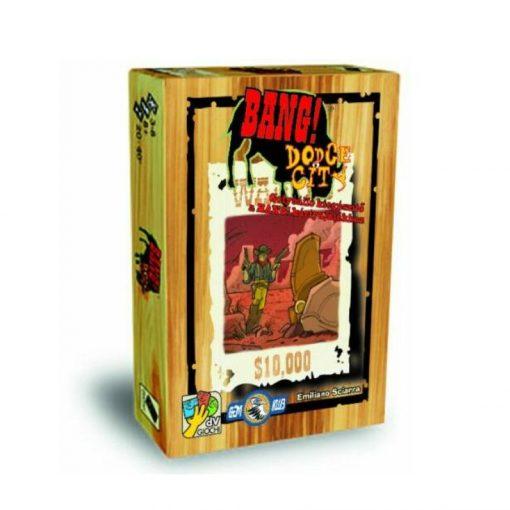 Bang Dodge City magyar kiadás