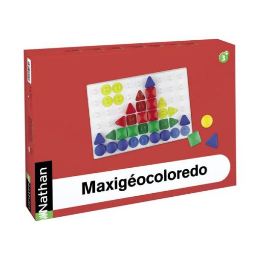 NA345110 Maxi-Geocoloredo ÚJ Nathan