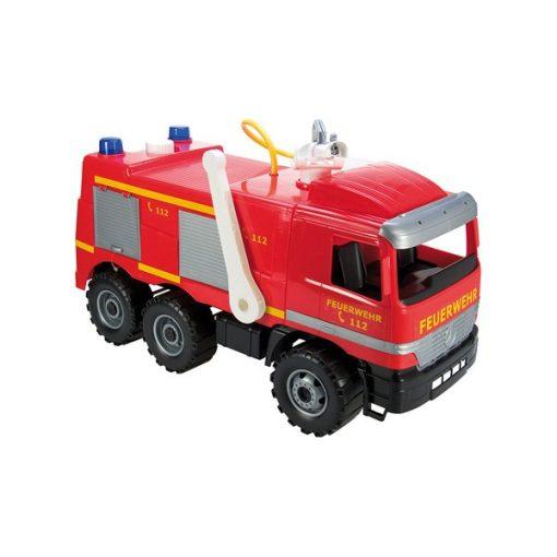 Tűzoltó autó - nagy: 75 cm