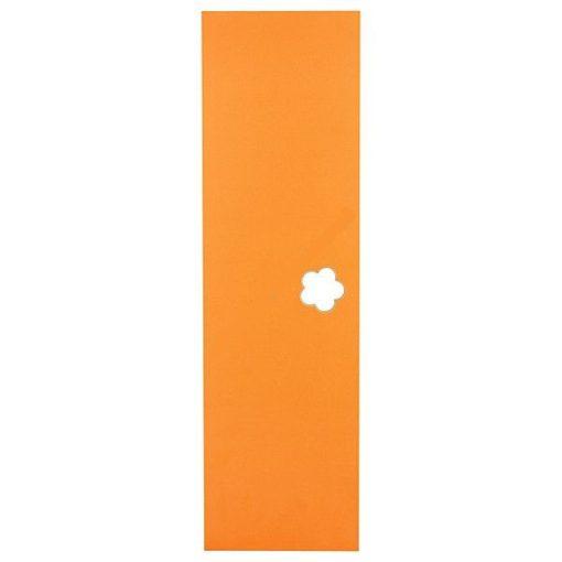Óvodai öltözőszekrényhez ajtó, narancssárga - MB100 055