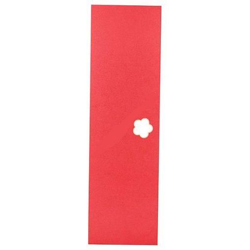 MB100 054 Öltözőszekrényhez ajtó - piros MDF
