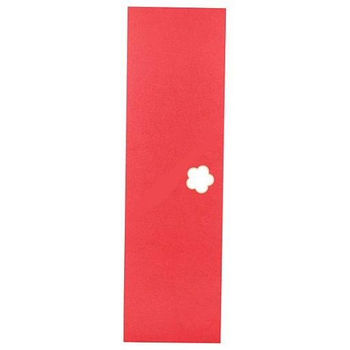 Óvodai öltözőszekrényhez ajtó, piros - MB100 054