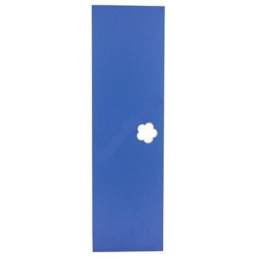 Óvodai öltözőszekrényhez ajtó, kék - MB100 053