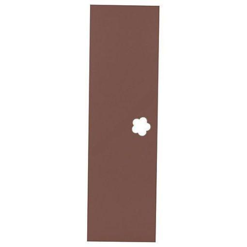 MB100 052 Öltözőszekrényhez ajtó - barna