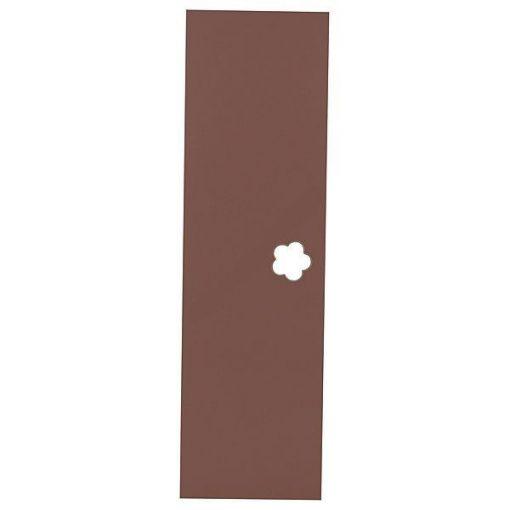 Óvodai öltözőszekrényhez ajtó, barna - MB100 052