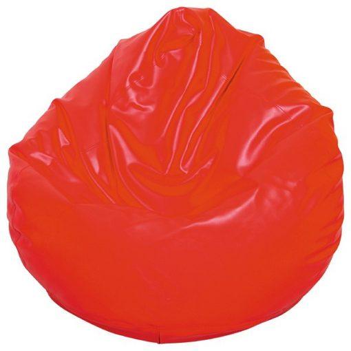 MB101 150 Babzsák relaxációs fotel - piros
