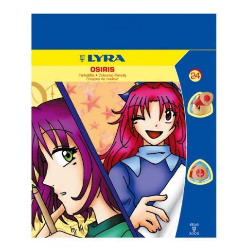 LYRA Osiris 24 színű vékony