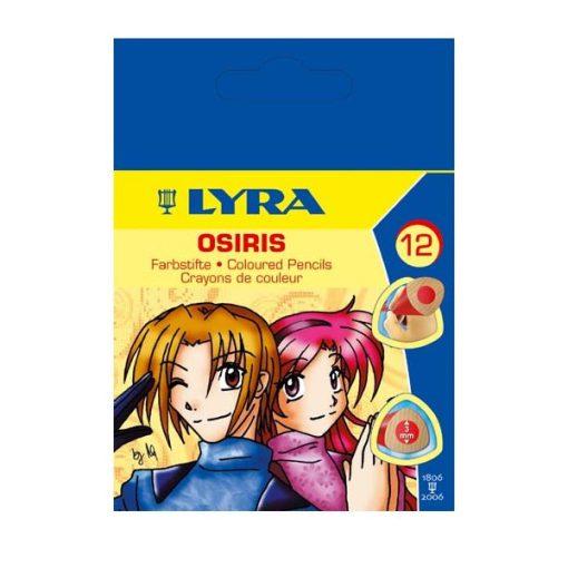 LYRA Osiris 12 színű vékony