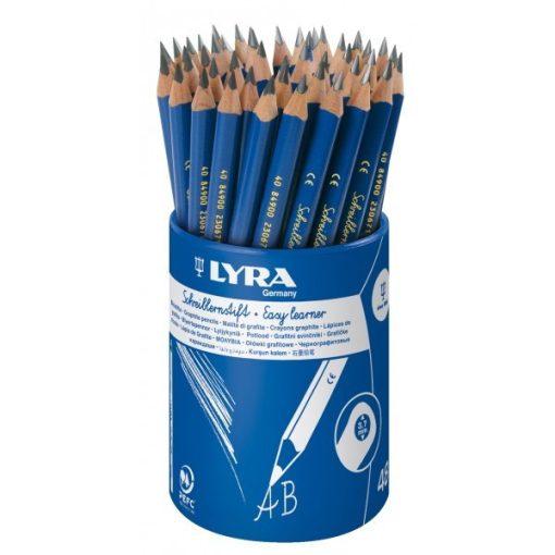 LYRA grafitceruza írástanuló, 4mm
