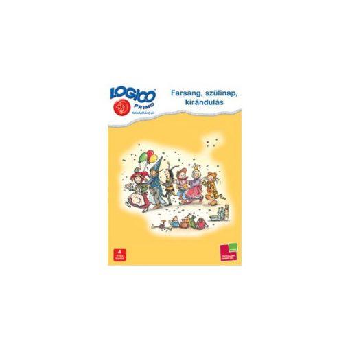 Farsang, szülinap, kirándulás - LOGICO Primo