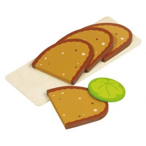 Szeletelt kenyér, saláta, GOKI GK51812