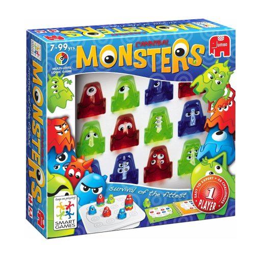 Cannibal Monsters Szörnyfalók - Kifutó