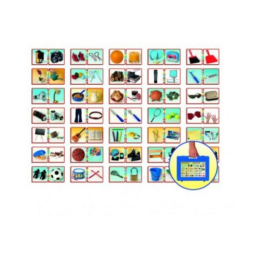 Képkártyák - Keresd a párját!, Akros, AKR20530