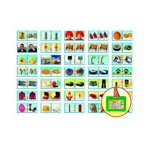 Képkártyák - Ellentétek, Akros, AKR20531