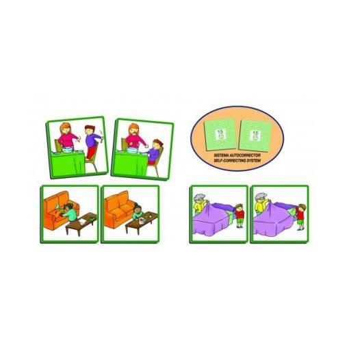Képkártyák - Otthon, Akros, AKR20802