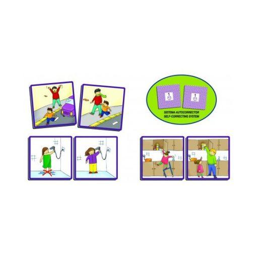 AK Képkártyák - biztonság AKR 20803