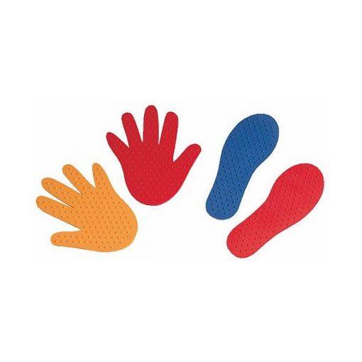 SWP Kéz és lábnyom készlet 6-6 pár