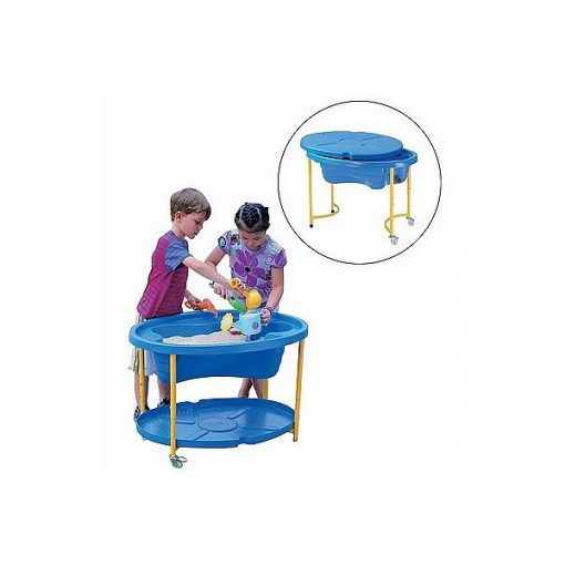 Homokozó-vizező - kék, SWP KT2001B