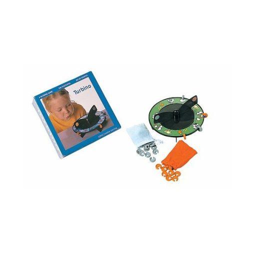Turbino légzéstechnikai fejlesztő játék, GS2005