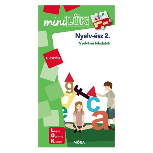 Nyelv-ész II., Mini - LÜK LDI239