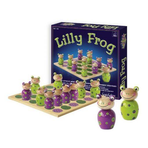Lilly Frog, stratégiai társasjáték - Sentosphere SA129
