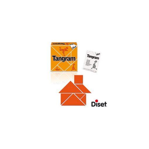 Tangram, kicsi készlet - DISET DS76511
