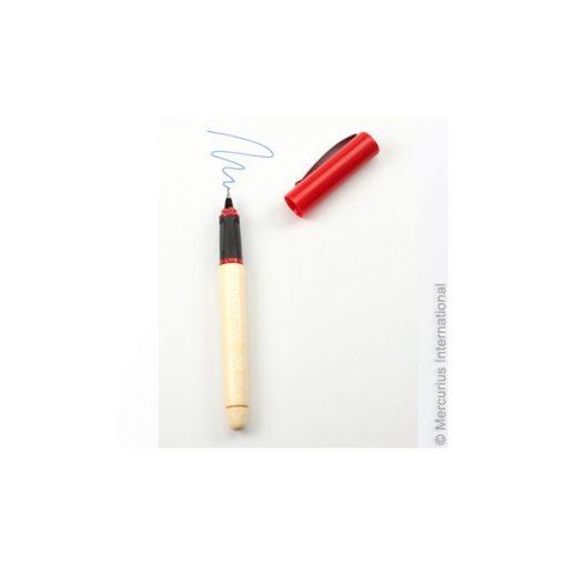 Golyóstoll fából piros   1 db                   wawa