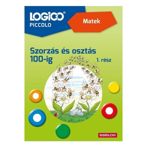 Számfogócska: szorzás és osztás 100-ig, 1. rész - LOGICO Piccolo