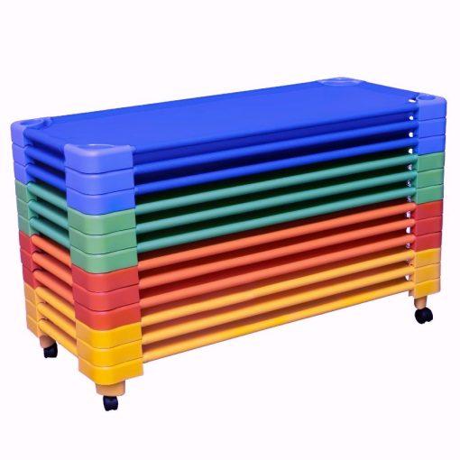 Fektetőágy Kék Mini!