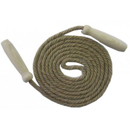 Ugrálókötél 3 méteres, kender