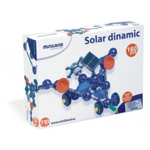 Modellépítő, napelemes, MINILAND, ML94104