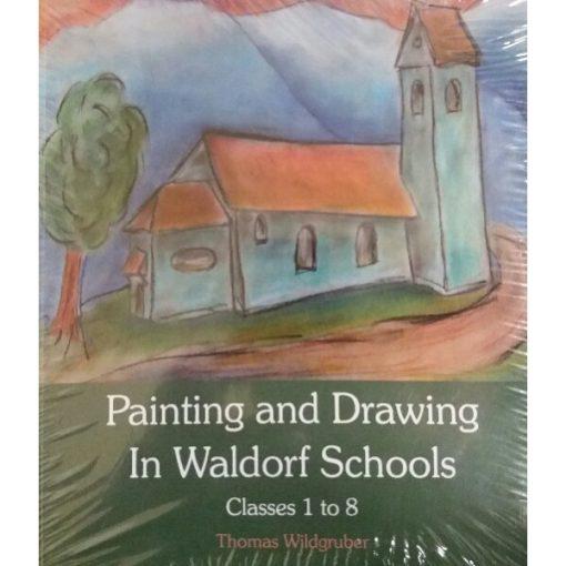 Festés és rajzolás, Waldorf könyv, angol nyelvű, 1-8. osztály - Mercurius