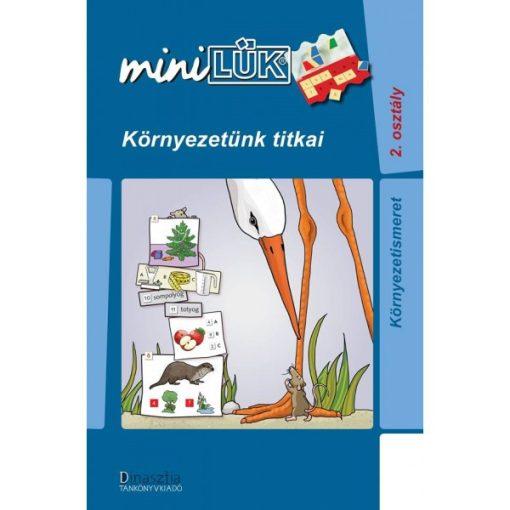 Környezetismeret, 2. osztály, Mini - LÜK LDI252