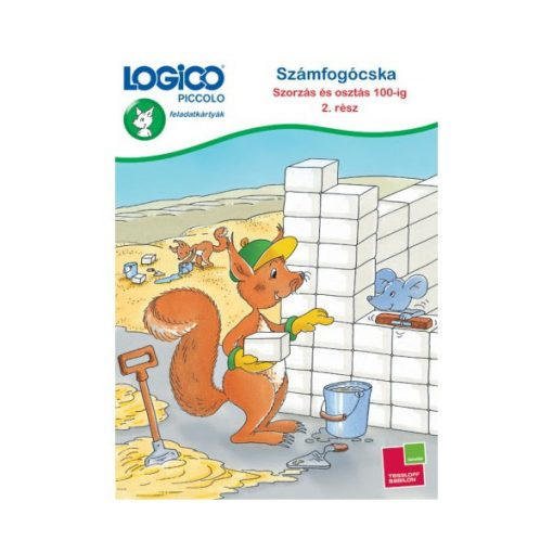 Számfogócska: szorzás és osztás 100-ig, 2. rész - LOGICO Piccolo