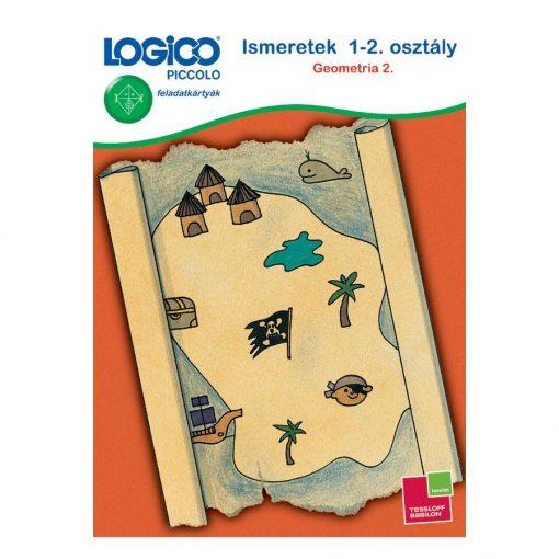 Ismeretek: 1-2. osztály, geometria 2. - LOGICO Piccolo