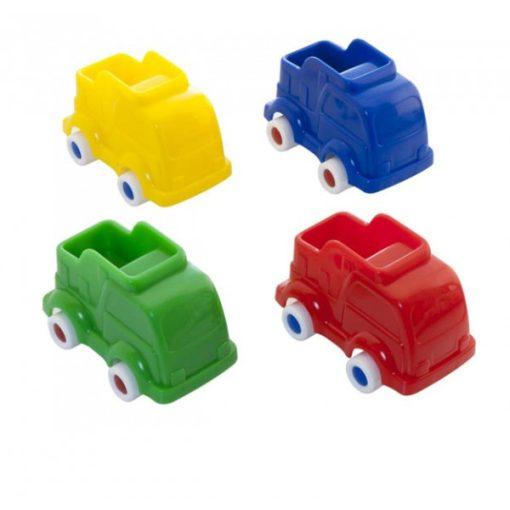 Mini teherautó 9 cm, műanyag, MINILAND ML27503