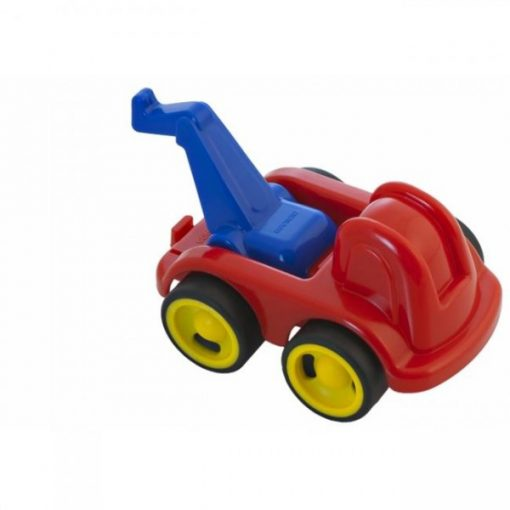 Mini darus autó 12 cm, műanyag, MINILAND ML27492 - KIFUTÓ