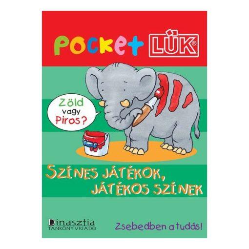 Színes játékok füzet, Pocket - LÜK LDI902