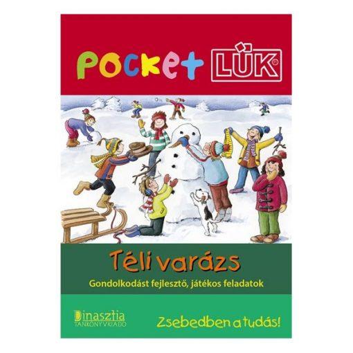 Téli varázs füzet + alaplap, Pocket - LÜK LDI908/A