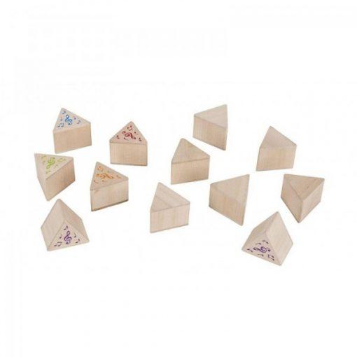 Memóriajáték - hang-dobozkák, GOKI GK56683