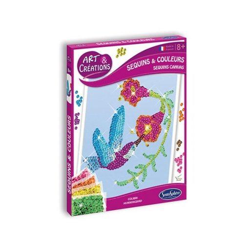 Flitteres kolibri, kreatív szett - Sentosphere SA2012