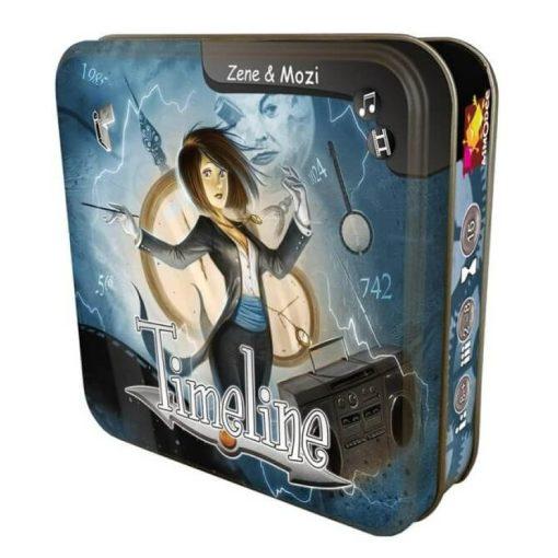 Timeline: Zene és Mozi - fémdobozos (110k.) 8+