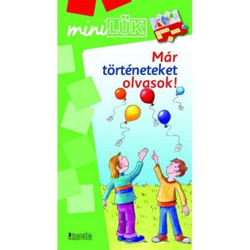 Már történeteket olvasok, Mini - LÜK LDI250