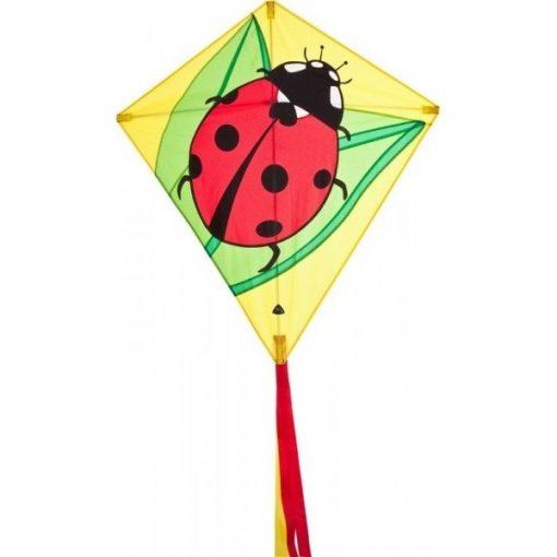 Invento Eddy Ladybug sárkány 1 zsinóros
